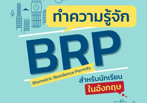 BRP (Biometric Residence Permits) คืออะไร?